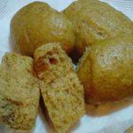 黒糖マントウ(全粒粉入り)レシピ|一次発酵までホームベーカリー