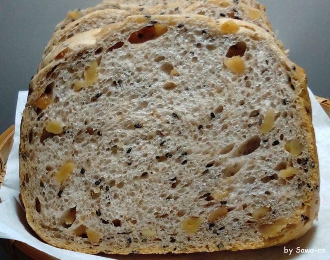 クルミごまパン