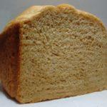 たっぷりきな粉が香ばしい「きな粉食パン」ホームベーカリー