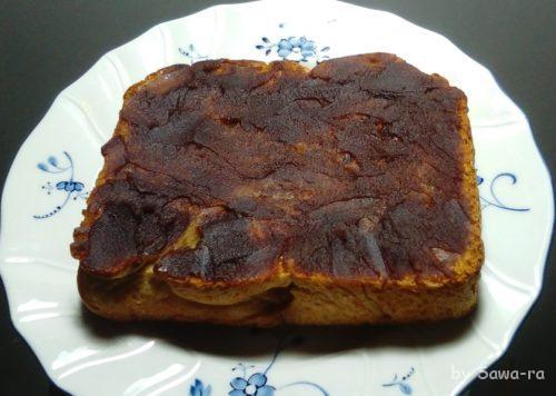 あんバターきな粉食パン