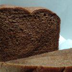 甘い香りのココア食パン|ホームベーカリー