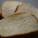 全粒粉入り【湯種食パン】ホームベーカリーでもっちり美味しい